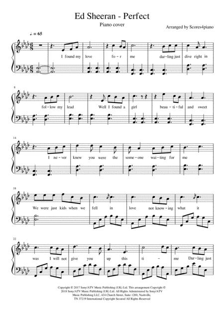 Beginner Sheet Music You Did Know Mary