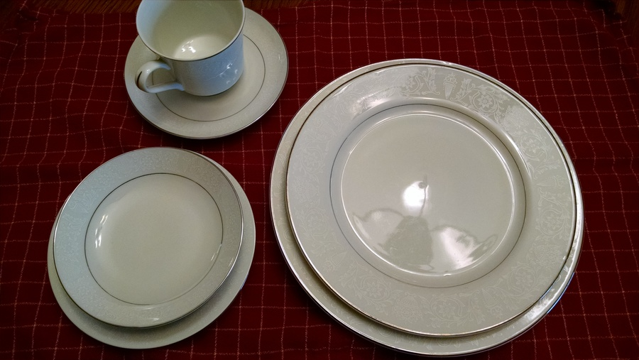 I Have A Service Of 12 Of Crown Victoria Fine China