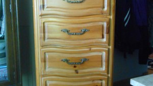 These Pictures Are Of The Henry Link Lingerie Chest That I
