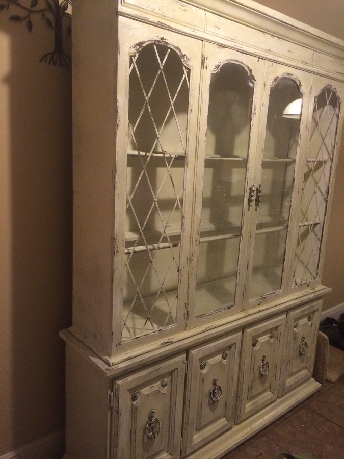 Broyhill China Cabinet Value Broyhill Hutch Cost 2