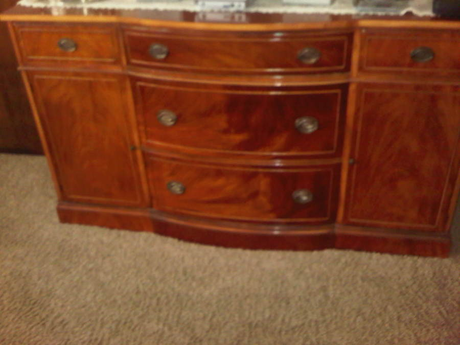 Thomasville Buffet My Antique Furniture Collection