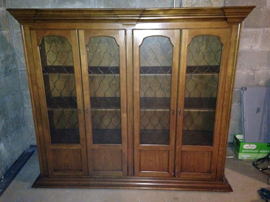 I Have A Esperanto By Drexel China Cabinet What Is The