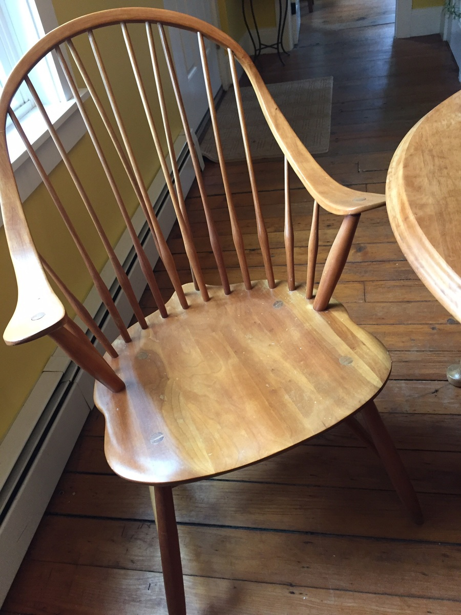 What Is The Value Of Hale Of Vermont Cherry Dining Set