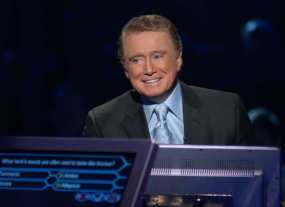 Bildresultat för who wants to be a millionaire regis philbin