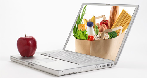 Order Food Shopping Online