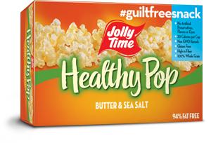 jolly time healthy pop butter 94 fat