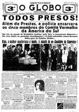 05 de Março de 1936, Primeira Página, página 1