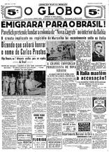 19 de Maio de 1936, Geral, página 1