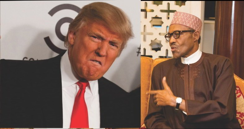 BOMBSHELL!! SEE BUHARI'S SPEECH TO DONALD TRUMP ASKING FOR COOPERATION (MORE DETAILS)
