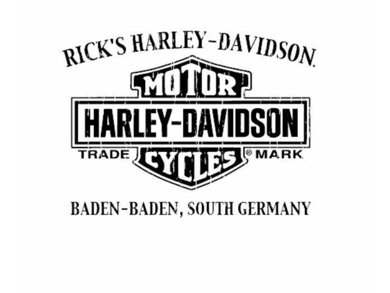 ricks harley davidson defiant rangers dealer men s t shirt 5l33 hh37 tee