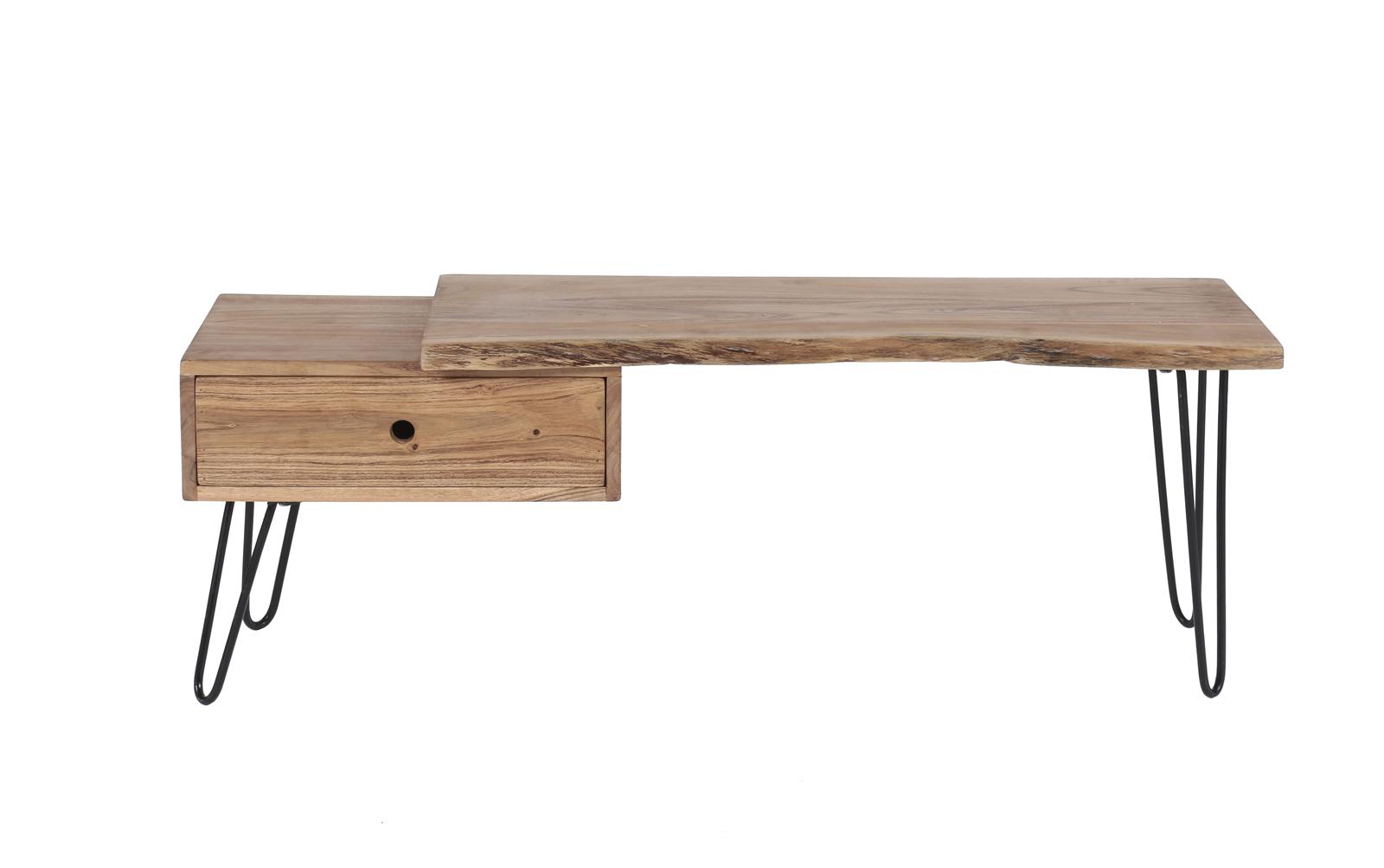 meuble tv scandinave bois massif melbourne