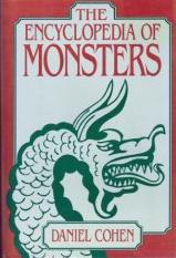 Encyclopedia of Monsters Book Cover