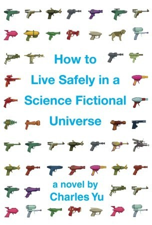 Image result for how to live safely in a science fictional universe book cover
