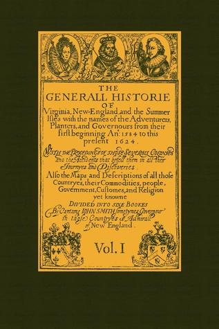 Image result for john smith the generall historie of virginia