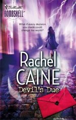 Book Review: Rachel Caine's Devil's Due