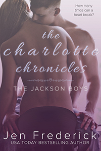 Series Review: The Jackson Boys by Jen Frederick
