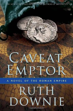 Image result for ruth downie caveat emptor