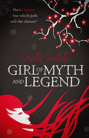 Girl of Myth and Legend by Giselle Simlett | reading, books