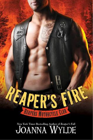 Review: Reaper's Fire by Joanna Wylde