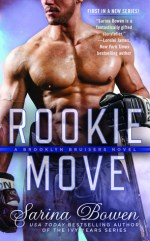 Review: Rookie Move (Brooklyn Bruisers #1) by Sarina Bowen