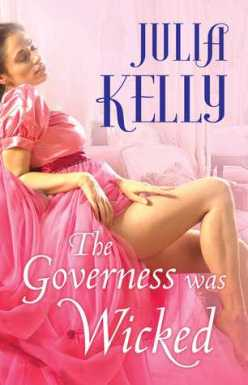The Governess Was Wicked (Governess, #1)