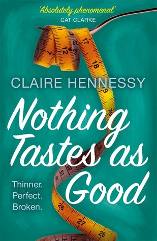Image result for nothing taste as good book