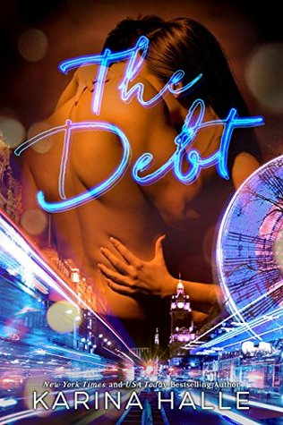 REVIEW TOUR:  The Debt by Karina Halle