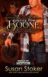 Justice for Boone