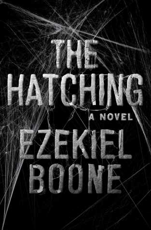 The Hatching Book Cover