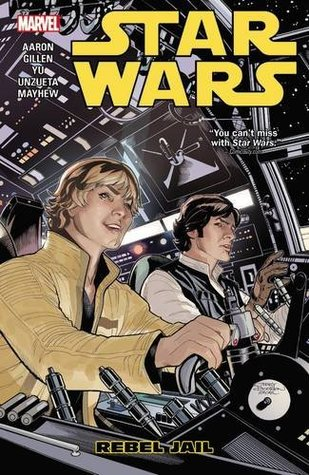 Image result for Star Wars: Vol. 3: Rebel Jail by Jason Aaron