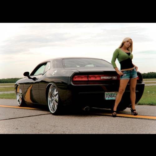 Challenger Aftermarket Body Kits