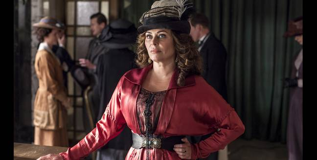 Delphine Day Character Hub Season 2 Mr Selfridge Masterpiece Official Site PBS