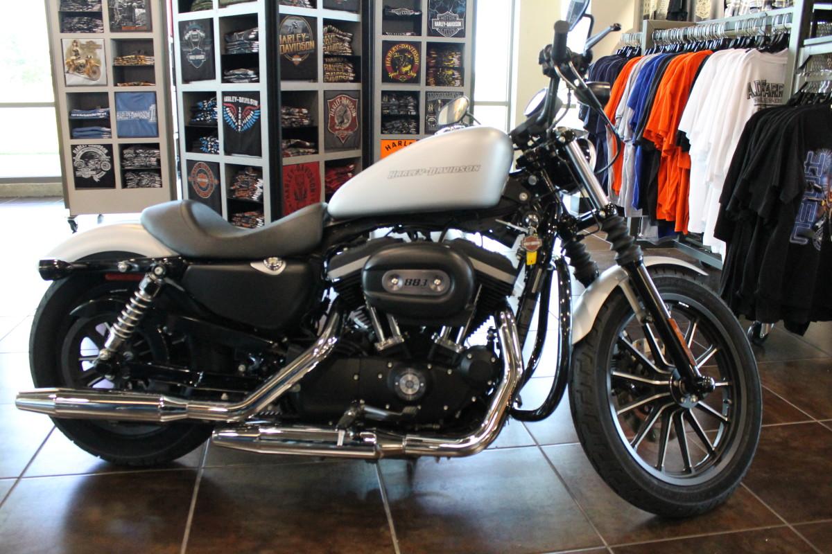 2009 harley davidson sportster xl883n used motorcycle for sale sunbury oh