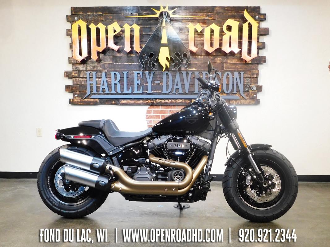 2020 harley davidson motorcycle fat bob 114