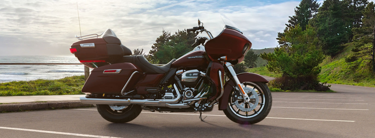 2019 harley davidson road glide ultra twisted cherry for sale at signature harley davidson in perr