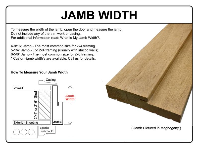 Building Door Jamb Interior Door