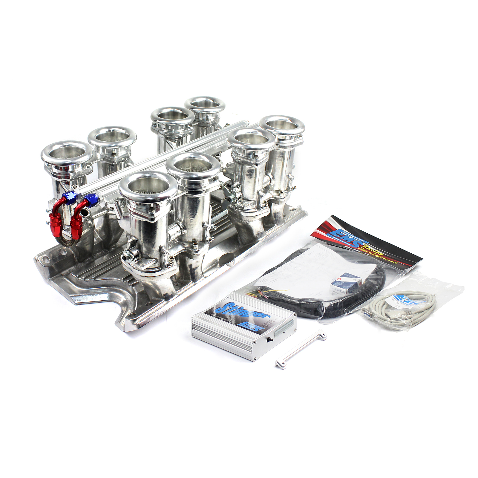 Holden 253 308 Downdraft Efi Intake Manifold Amp Ems Stinger