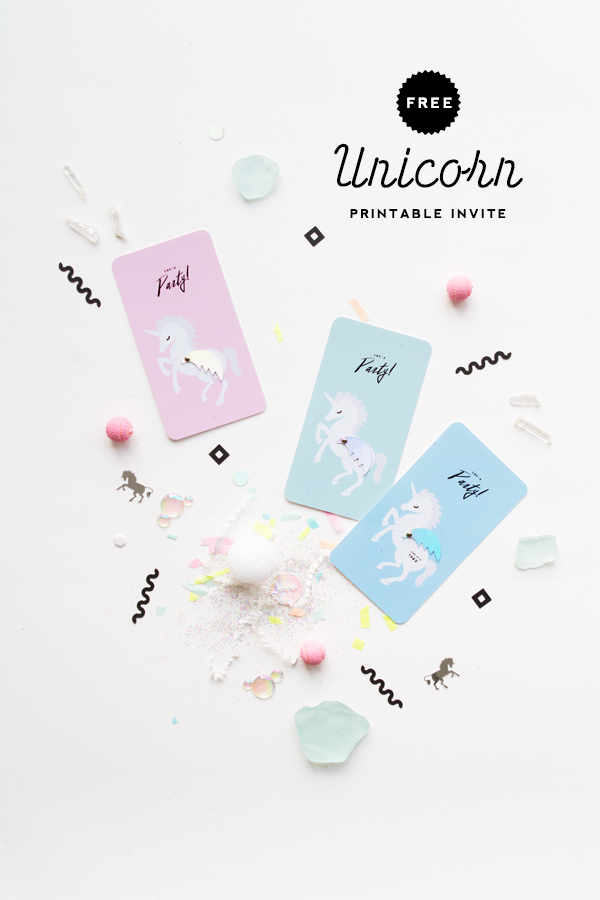 photograph relating to Free Unicorn Printable known as Cost-free Unicorn Printables Roundup