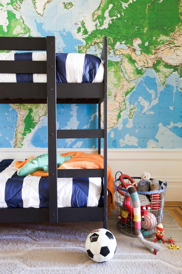 Refresco de dormitorios para niños con Pillowfort | ¡Oh dia feliz!