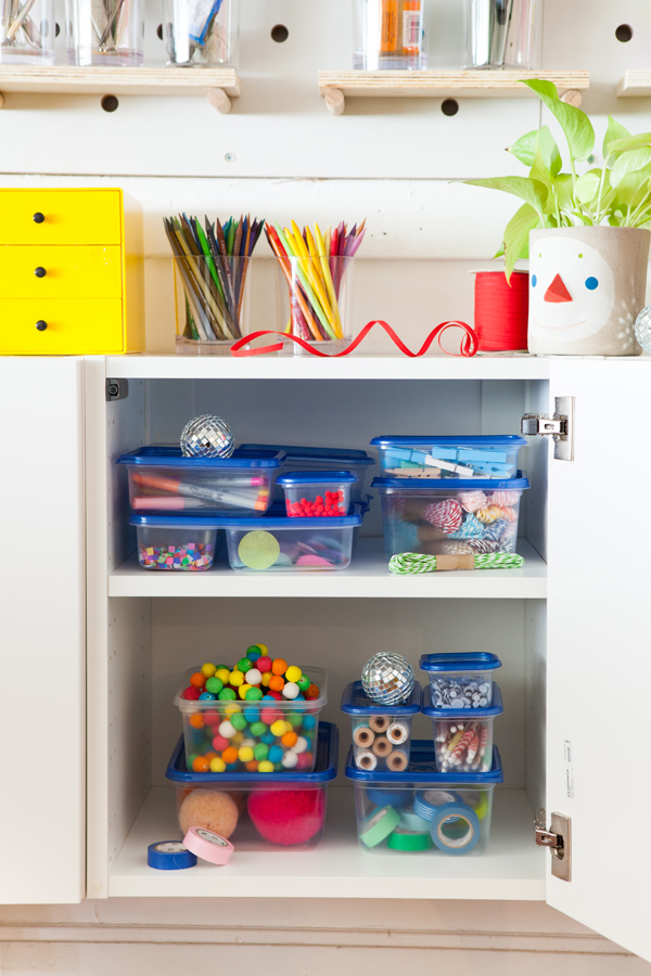 Get Your Craft Area Organized With These Handy Tips