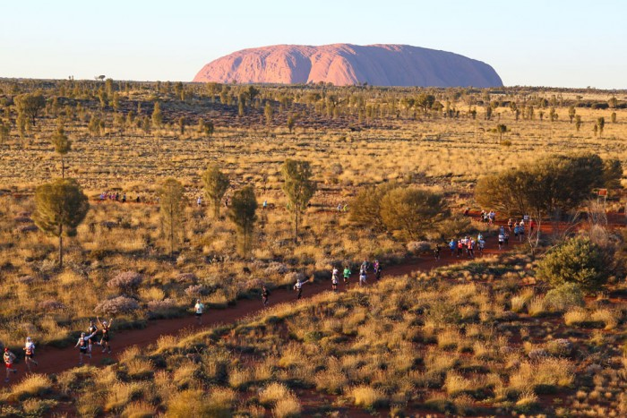 Australian Outback Marathon as one of the Top Marathons 2016 | LadyofAwesome.com