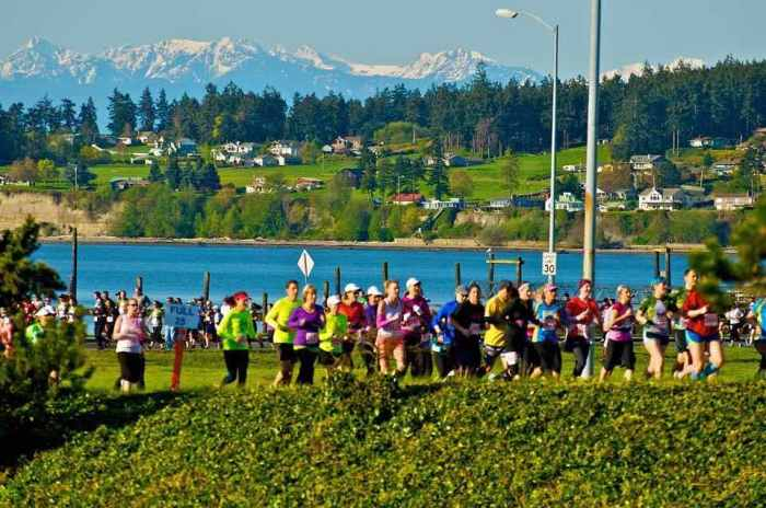 Whidbey Island Marathon as one of the Top Marathons 2016 | LadyofAwesome.com