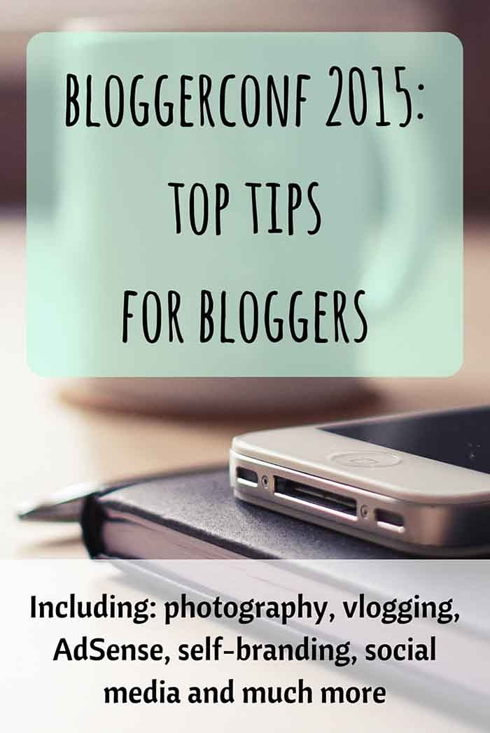 Top tips from BloggerConf about monetizing blogs, social media for bloggers, connecting bloggers and brands and branding own blog. • LadyofAwesome.com