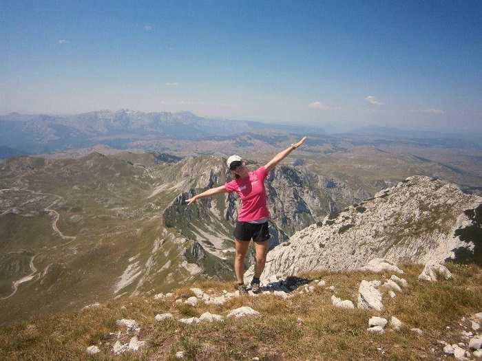 Views of Prutaš, Durmitor, Montenegro
