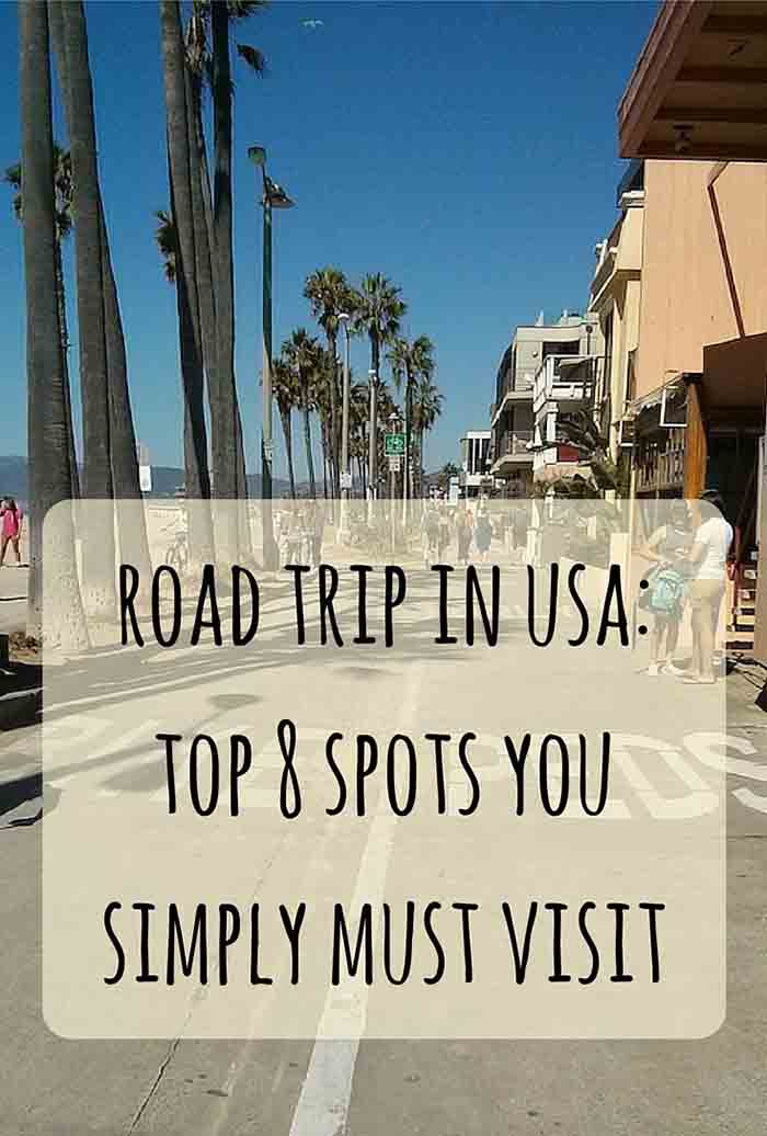 Road tripping through Western United States is a trip that left me with a huge load of photos and memories! Click to find out what are my favourite recommendations and places! • LadyofAwesome.com