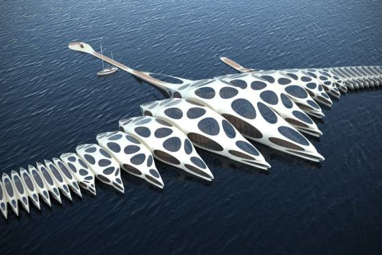 MORPHotel Floating Hotel by Gianluca Santosuosso
