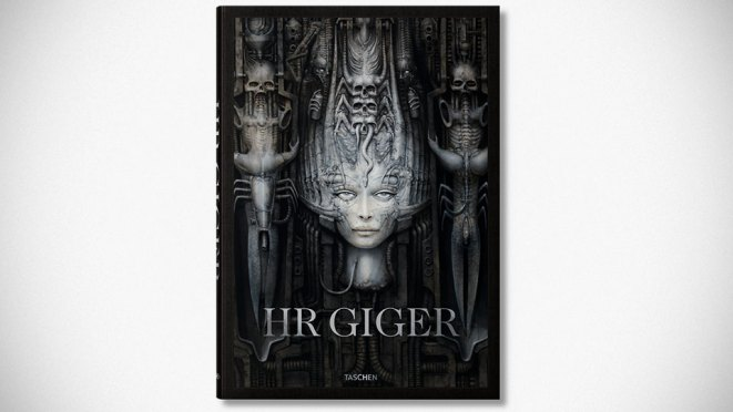 H.R. Giger SUMO-sized Monograph (Hardcover)