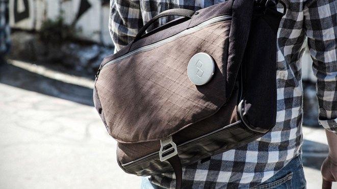 Mexxenger High-tech Modular Messenger Bag by PAIX Design