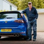 75-Year-Young Gramp Here Drives An Unassuming VW Golf R With 600 HP