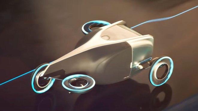Goodyear Aero Two-in-One Tire